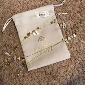 NWT Kendra Scott mix Lynne long necklace